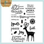 A Holy Holiday Stamp Set