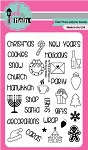 Planning Winter Stamp Set
