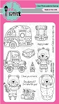 Happy Camper Stamp Set
