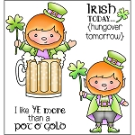 Irish Today Stamp Set