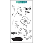 Pretty Poppy Stamp Set