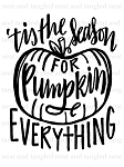 Pumpkin Everything Stamp Set