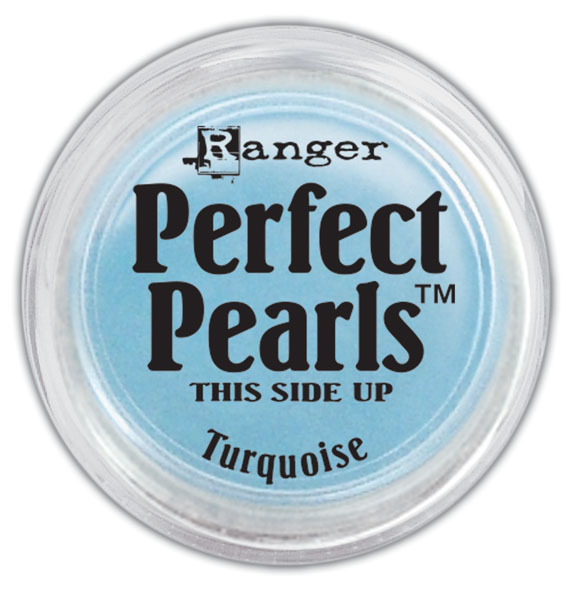 Perfect Pearls Powder Turquoise