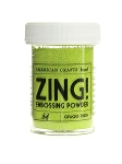 Zing! Embossing Powder Opaque Leaf