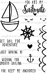 Sailmates Stamp Set