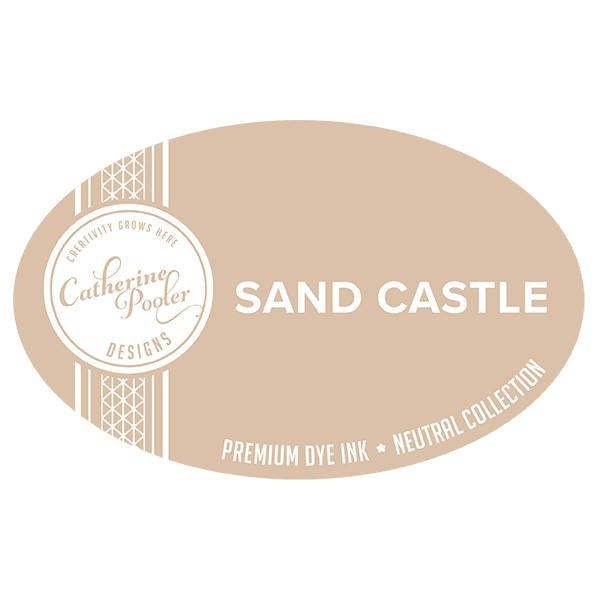 Sand Castle Ink Pad