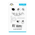Mini Bee Happy Stamp Set