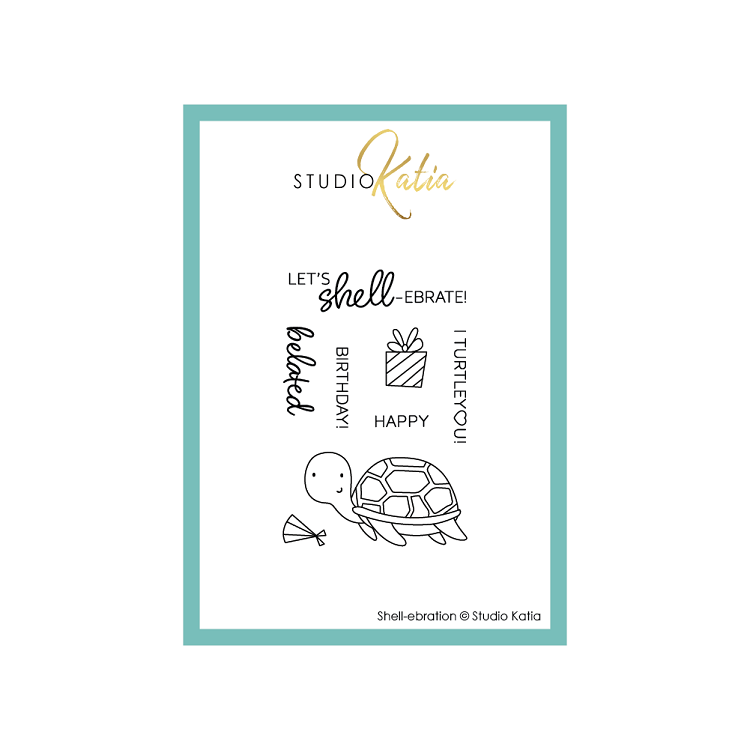 Shell-ebration Stamp Set