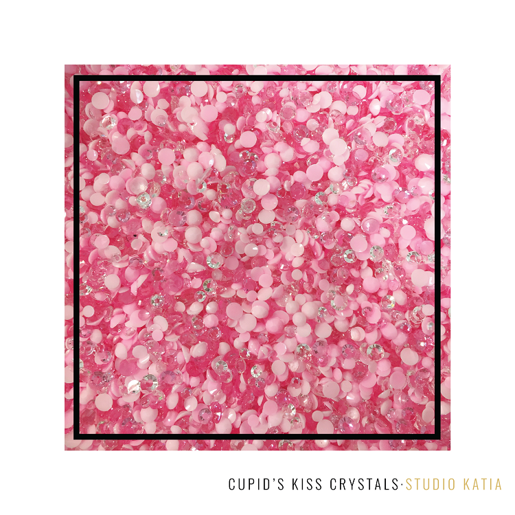 Cupid's Kiss Crystals Mix