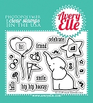 Ellie Stamp Set