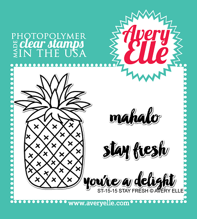 Stay Fresh Stamp Set