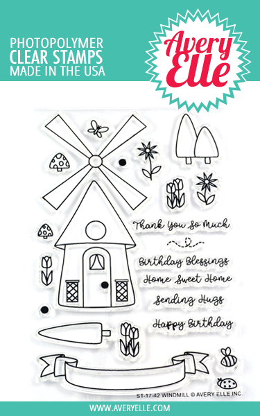 Windmill Stamp Set