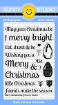 Merry Sentiments Stamp Set