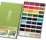 Gansai Tambi Watercolor - 36 color set