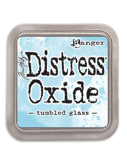 Distress Oxides Ink Pad Tumbled Glass