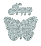Happy Butterfly Die