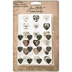 Idea-ology Findings Heart Charms