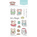 Let's Mingle Stamp Set