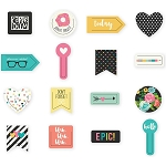 Carpe Diem Decorative Clips