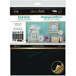 8X10 Deco Foil Peel N Stick Toner Sheets