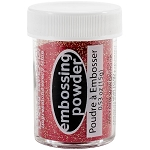 Glitter Embossing Powder Red Dragon