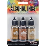 Alcohol Ink 3pk Cabin Cupboard