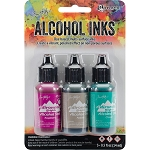 Alcohol Ink 3pk Valley Trail