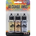Alcohol Ink 3pk Wildflowers