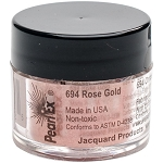 Rose Gold Pearl Ex Powdered Pigment 3g
