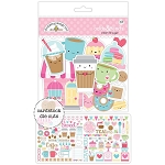 Cream & Sugar Odds & Ends Die Cuts