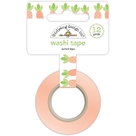 Easter Express Carrot Top Washi