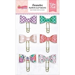 Once Upon a Time Princess Bow Clips
