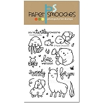 Courteous Cuties Stamp Set