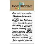 Courteous Cuties 2 Stamp Set