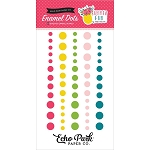 Summer Fun Enamel Dots