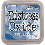 Distress Oxides Ink Pad Faded Jeans