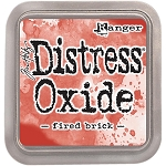 Distress Oxides Ink Pad Fired Brick