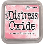Distress Oxides Ink Pad Worn Lipstick