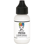Dina Wakley Medium Clear Gesso