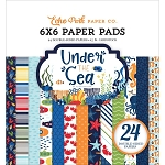 Under the Sea 6x6 Paper Pad