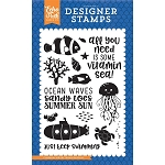 Under the Sea Vitamin Sea Stamp Set