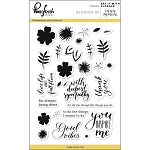 Say It With Florals Stamp Set