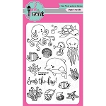 Seas the Day Stamp Set