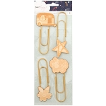 Star Gazer Icon Paper Clips