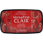Versafine Clair Ink Pad Tulip Red
