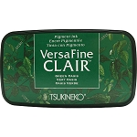 Versafine Clair Ink Pad Green Oasis