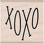 XOXO Wood Stamp