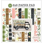 Spring Market 6x6 Paper Pad