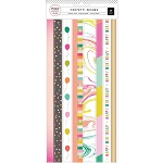 Confetti Wishes Washi Sticker Sheet