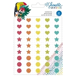 Box of Crayons Enamel Dots